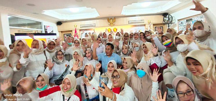 Targetkan 30 Keterwakilan Perempuan di Legislatif PIRA Jabar Terus Lakukan Konsolidasi 3