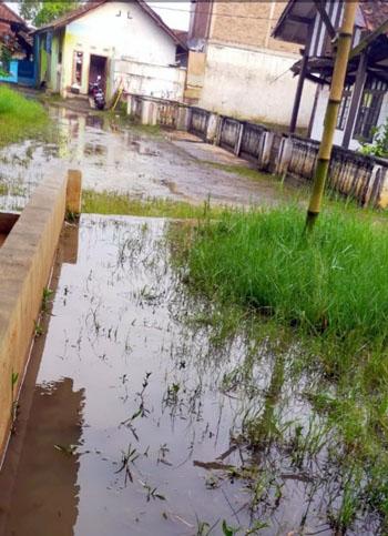Tidak Diperhatikan Kampung Popojok dan Cabok Sudah Seminggu Direndam Banjir 2