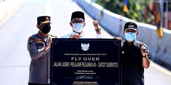 Wali Kota Bandung Jemput Bola Percepat Pembangunan Infrastruktur