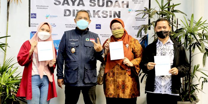 Yana Mulyana mengakui vaksinasi terhadap warga lanjut usia