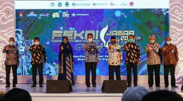 bank bjb Dukung Jabar Goes Digital Lewat FEKDI2021