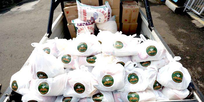 6000 Paket Sembako