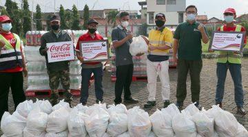 Coca Cola Europacific Partners Indonesia Berbagi Kebahagiaan di Bulan Ramadhan 1442 H 1