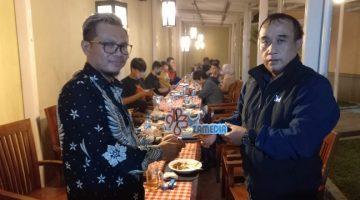 Jaga Silaturahmi Zamedia Ajak Insan Pers Buka Pua