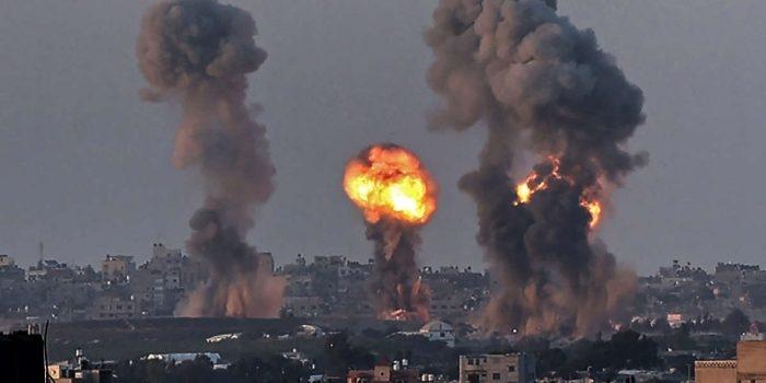 Jangan Biarkan Tindakan Barbar Israel
