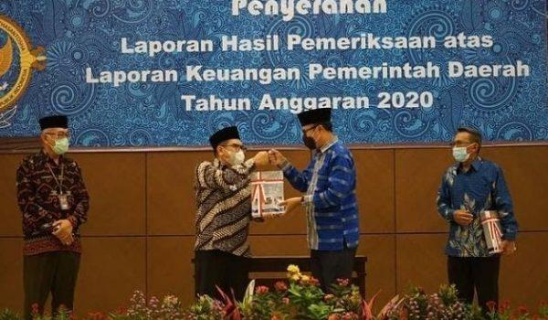 Ketujuh Kalinya Pemkot Sukabumi Raih WTP dari BPK