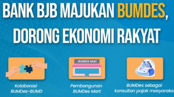 Komitmen bank bjb Majukan BUMDes untuk Ekonomi Rakyat Copy