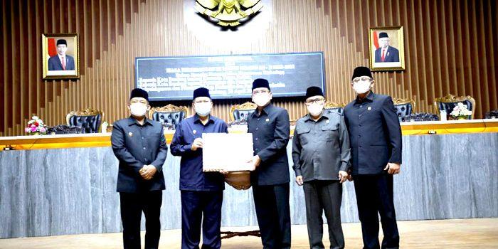 Kota Bandung Miliki Perda