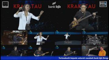 Nostalgia Musik 90an dalam Konser 7 Ruang bank bjb