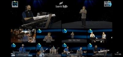 Nostalgia Musik 90an dalam Konser 7 bank bjb