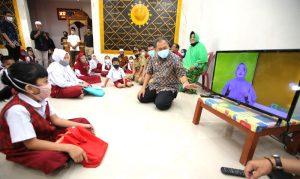 Oded belajar mengajar siswa siswi