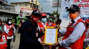 PMI Kota Sukabumi Siagakan 100 Relawan Hadapi Idul