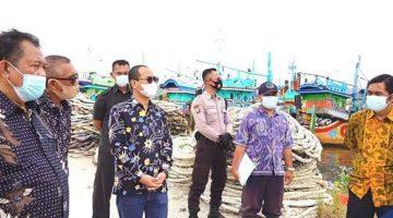 Tindaklanjut Kunker Presiden Jokowi Kepala BBWS Bengawan Solo Tinjau Fasiltas PPN Brondong 2
