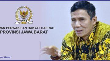 Anggota Komisi 4 DPRD Jawa Barat H. Kasan Basari 01