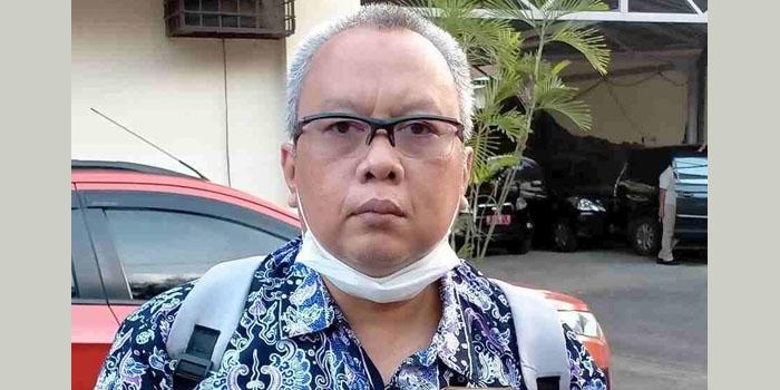 Jaksa KPK Feby Dwiyosupendy di PN Tipikor Bandung Jumat 462021. Foto matakota.com