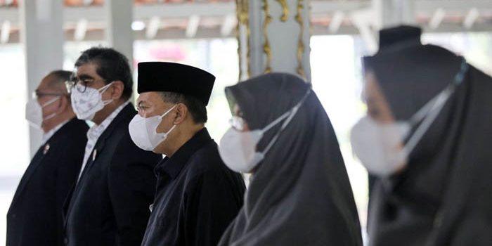 Mochtar Kusumaatmadja Wafat, Pemkot Bandung Berduka