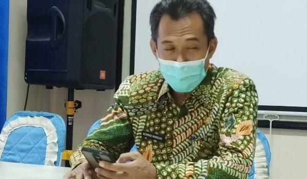 Achmad Marsuki Kepala Dinas Kesehatan Pamekasan