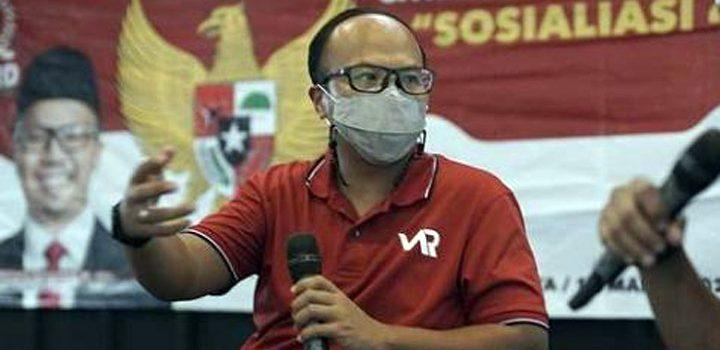 Anggota Komisi V DPRD Provinsi Jawa Barat Viman Alfarizi