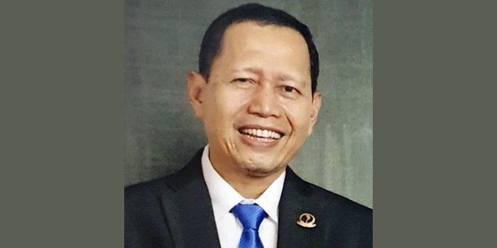 Daddy Rohanady Wakil Ketua Fraksi Gerindra DPRD Provinsi Jabar