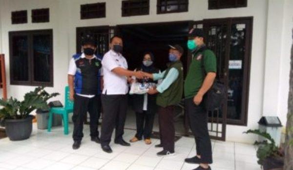 Dinsos Kota Sukabumi Salurkan 900 Paket Sembako