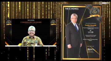 Dirut bank bjb Yuddy Renaldi Raih Penghargaan CEO Terbaik BPD di Indonesia 3
