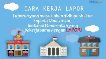 Hebat Aplikasi Lapor Kota Bandung Sabet Penghargaan Solusi Digital Dunia