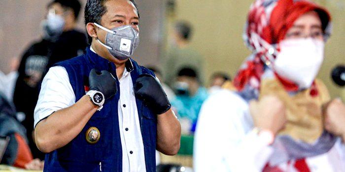 Kota Bandung Mulai Gelar Vaksinasi Covid 19 Usia 12 17 Tahun