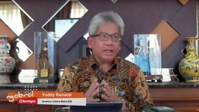Langkah bank bjb Pulihkan Ekonomi di Tengah Pandemi Pergeseran Pola Transaksi Nasabah dan Penyaluran PEN 1