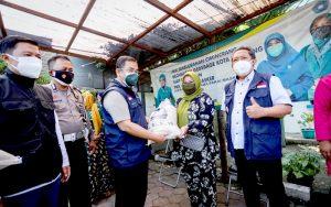 Mulai Hari ini Pemkot Bandung Salurkan Bansos Bagi Warga Terdampak