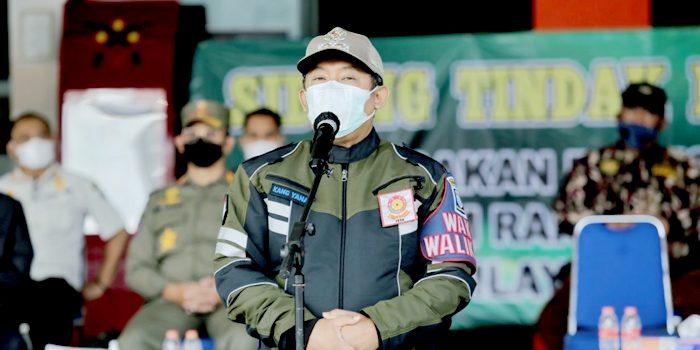Pemkot Bandung Menindak Tegas Oknum Pemikul di TPU Cikadut