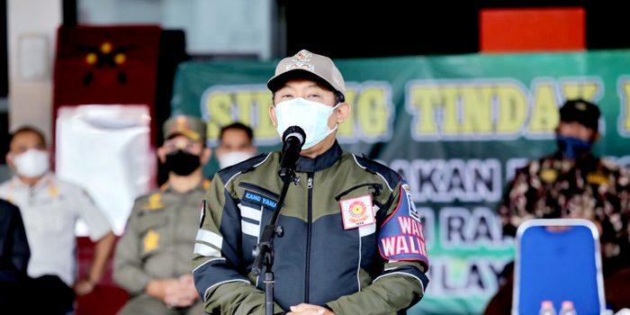 Peningkatan Kasus Covid19 di Kota Bandung Masih Sangat Tinggi