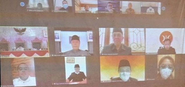 Raperda Disetujui Achmad Fahmi Apresiasi Jajaran DPRD Kota Sukabumi