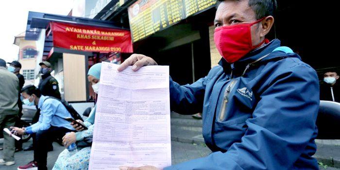 Sidang Tipiring On The Street Beri Efek Jera Pelanggar PPKM Darurat