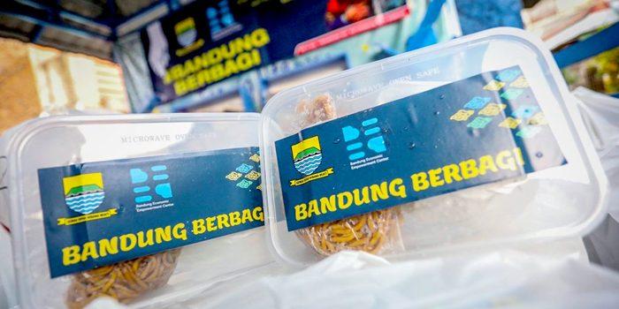 Tak Ingin Warganya Kelaparan Oded Gerakan Bandung Berbagi