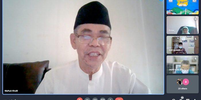 Wakil Ketua MUI Kota Bandung Maftuh Kholil