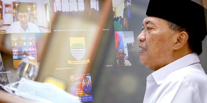 Wali Kota Bandung Segera Cairkan Bansos PPKM Darurat Non DTKS