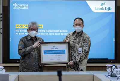 bank bjb Gelar Kick Off Meeting Penerapan ISO 37001 SMAP 3